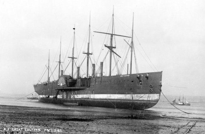 Кладбища деревянных кораблей (27 фото)