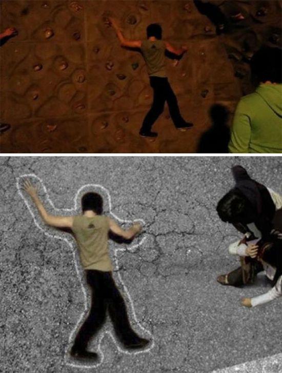Работы корейских фотошоп-троллей (19 фото)