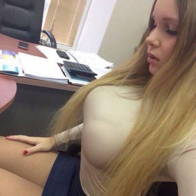 Типичные будни секретарш (15 фото)