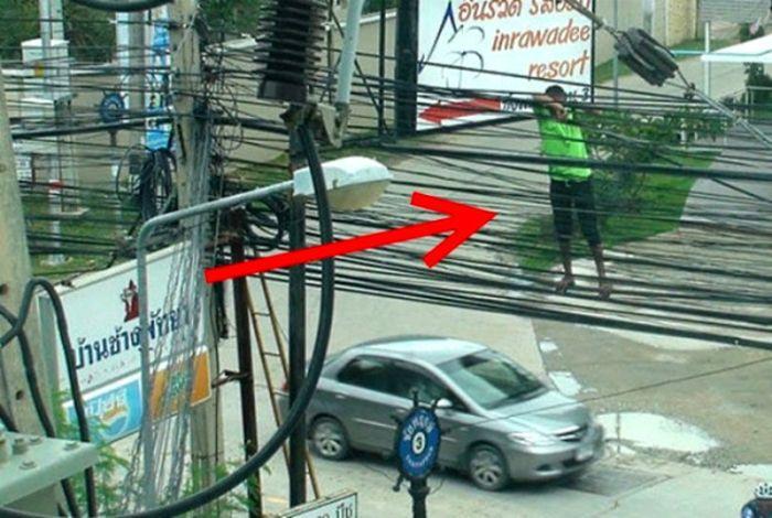Приколы из Таиланда (17 фото)