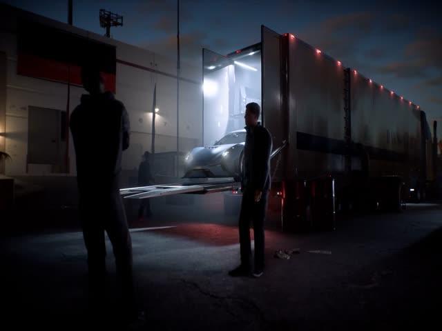 Представлен официальный трейлер Need for Speed: Payback