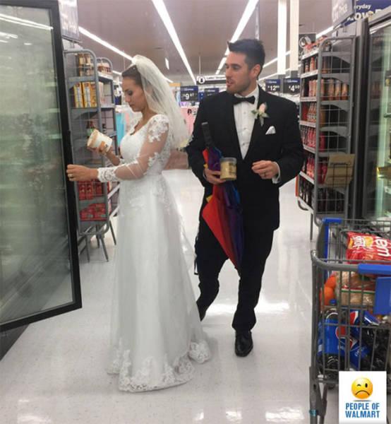 Смешные люди из супермаркетов. Часть 36 (34 фото)