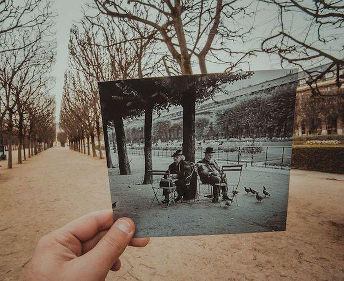 «Окно в прошлое» на снимках Камала Багирли (25 фото)