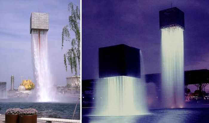 Самые необычные фонтаны (36 фото)
