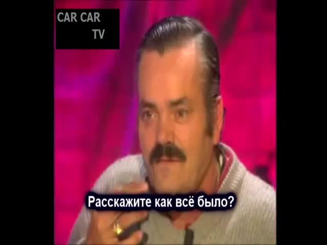 Испанец-хохотун о строительстве Санкт-Петербург Арены