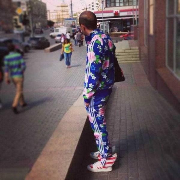 Странные модники (43 фото)
