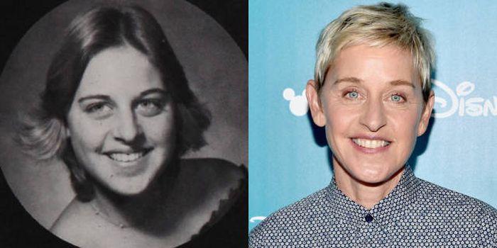 Как выглядели знаменитости в старших классах (31 фото)