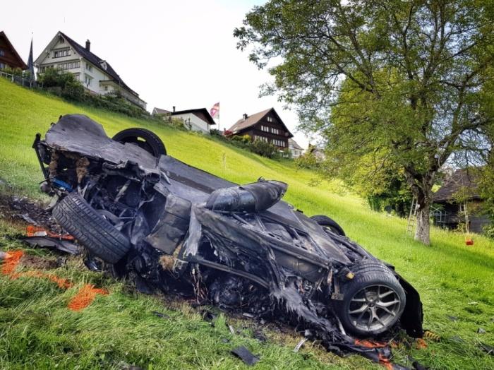 Ведущий The Grand Tour Ричард Хаммонд попал в аварию (2 фото + видео)