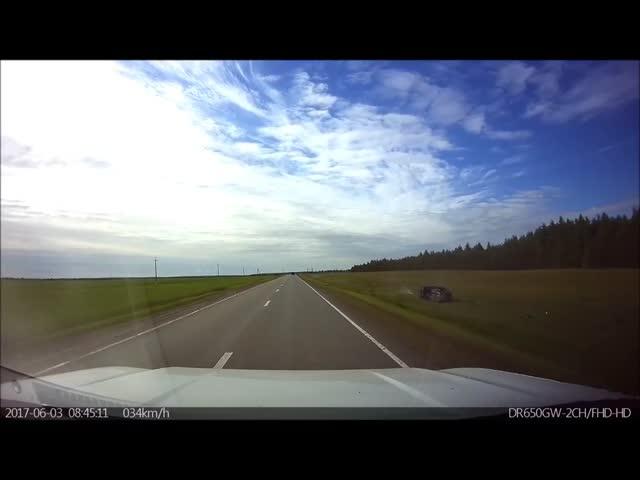 Лишенный водительских прав житель Татарстана погиб во время обгона