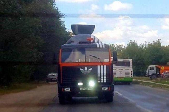 Фото, которые возможно было сделать только в России. Часть 72 (40 фото)
