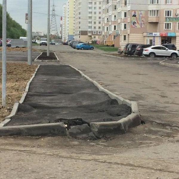 Дорожный маразм в России (15 фото)