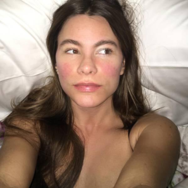 Звезды без макияжа (27 фото)