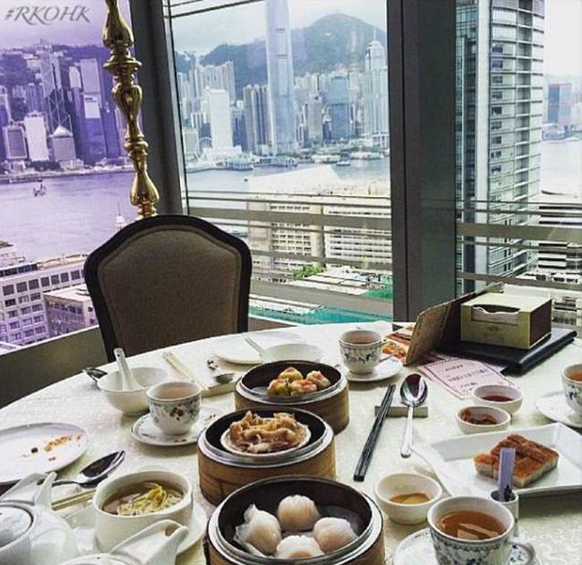 «Золотая молодежь» Гонконга (24 фото)