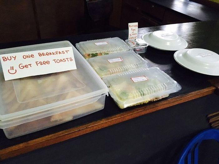 Россиянин, арестованный за контрабанду наркотиков, открыл ресторан в тюрьме на Бали (3 фото)