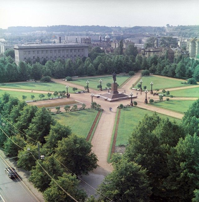 Вильнюс во времена СССР (20 фото)