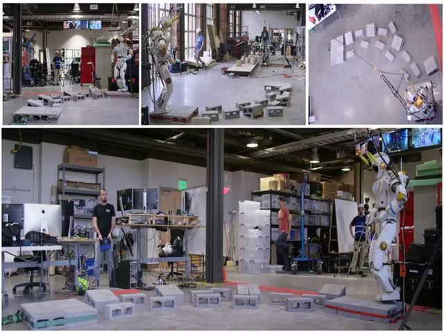 НАСА продемонстрировало способности робота-гуманоида Valkyrie