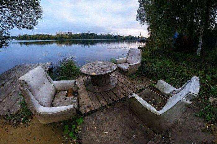 Фото, которые возможно было сделать только в России. Часть 73 (40 фото)