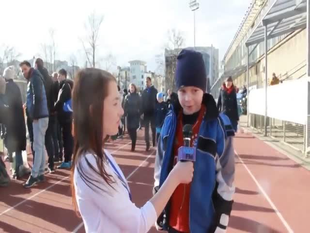 Юный футболист рассказал о своей команде