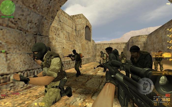 Игре Counter-Strike исполнилось 18 лет (4 фото)