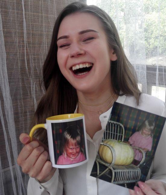 Оригинальный подарок для сестры (3 фото)