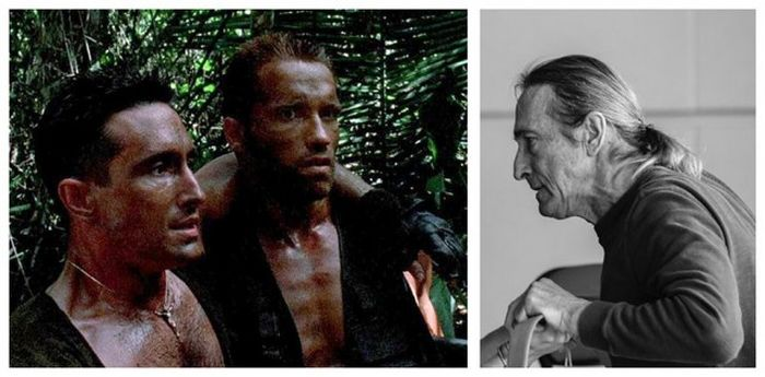 Актеры «Хищника» тогда и сейчас (13 фото)