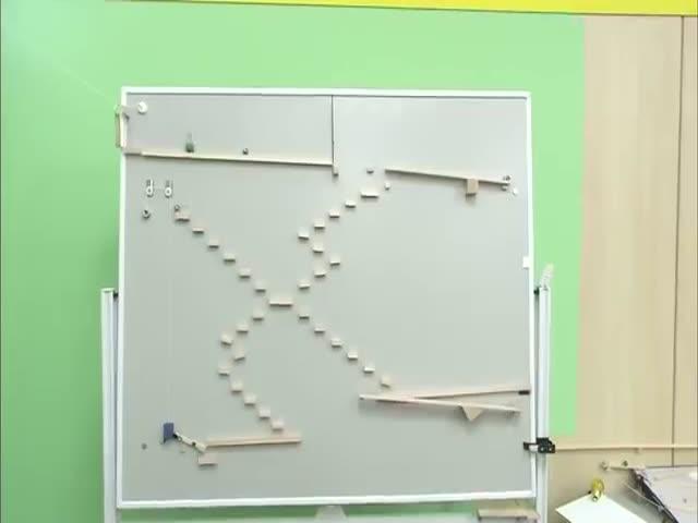 Занимательная японская механика