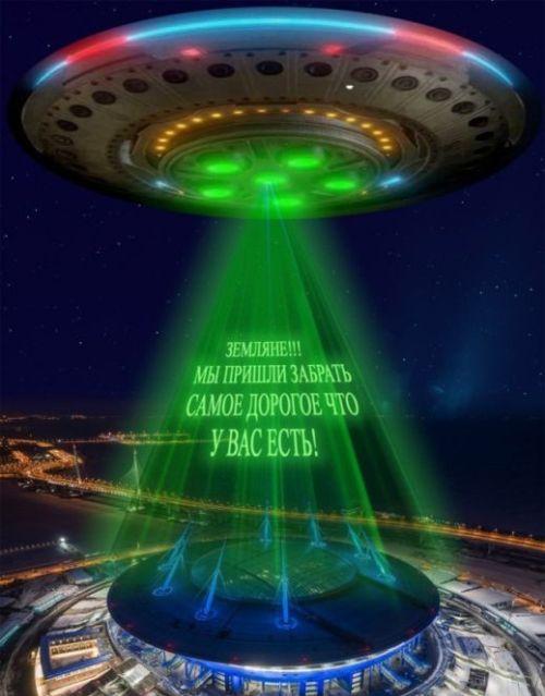«Зенит-Арена» глазами интернет-пользователей (29 фото)