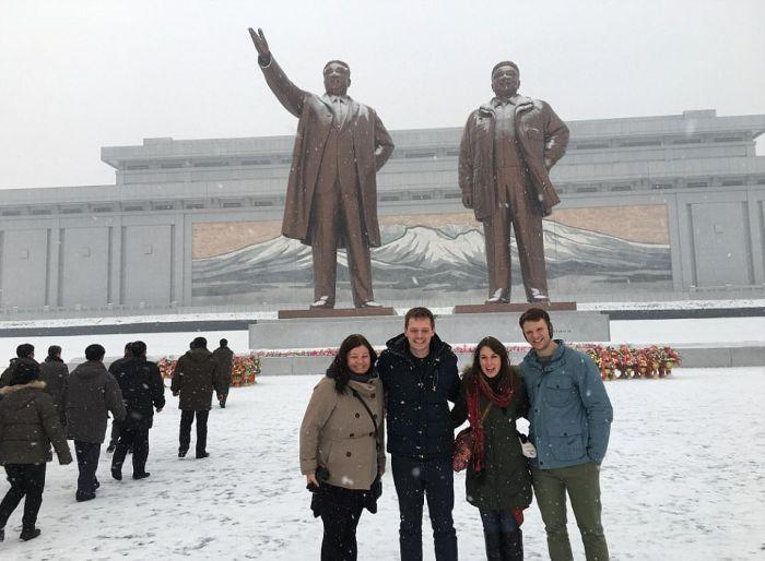 Последние фото американского студента Отто Вомбиера (12 фото)