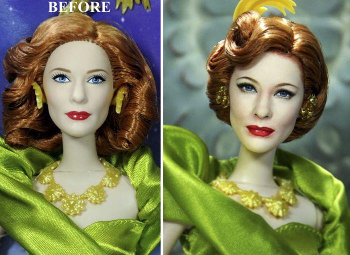 Коллекционные куклы от Ноэля Круза (25 фото)