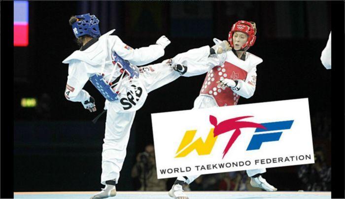 Шутки над аббревиатурой Всемирной федерации тхэквондо WTF стали поводом для ребрендинга (2 фото)