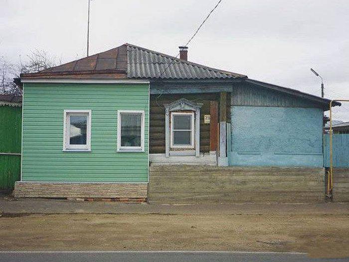 Фото, которые возможно было сделать только в России. Часть 74 (38 фото)