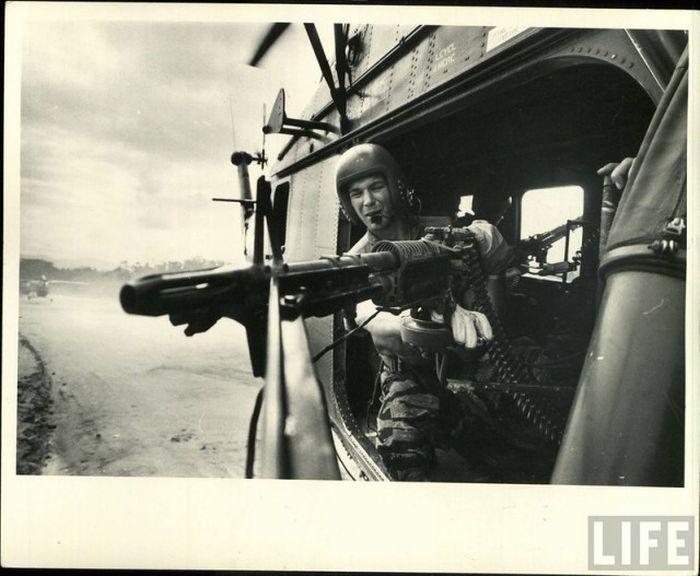 Редкие фото Вьетнамской войны Ларри Барроуза (15 фото)