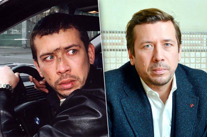 Актеры «Бумера» 13 лет спустя (4 фото)