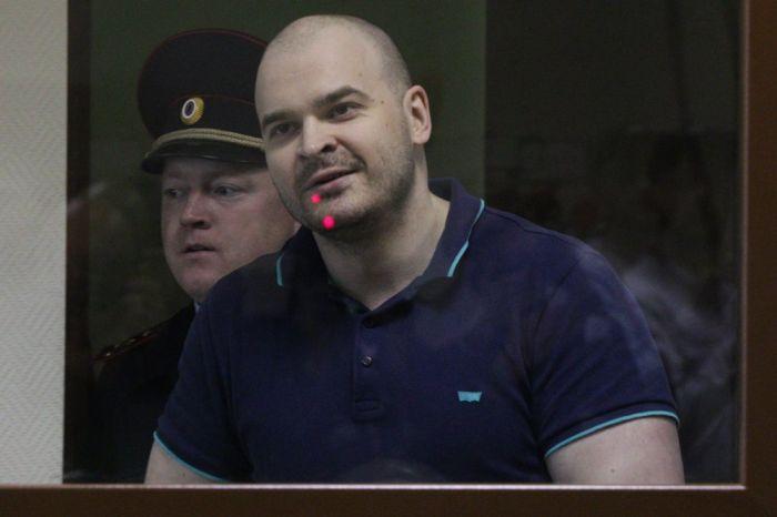 Максим «Тесак» Марцинкевич вновь отправится за решетку (3 фото)