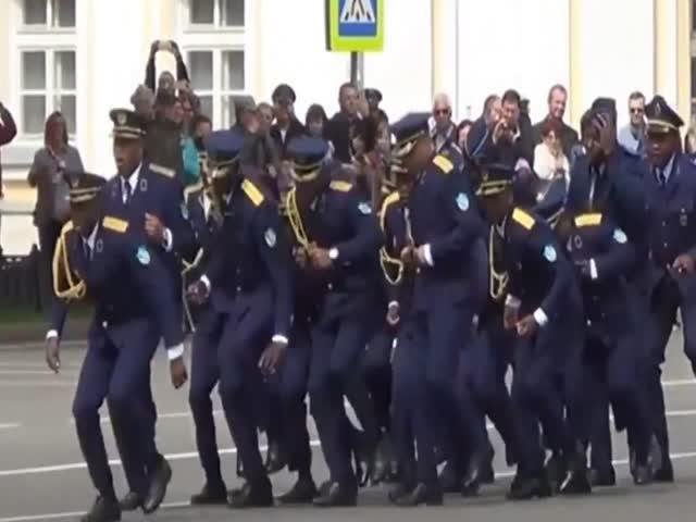Африканские выпускники ЯВВУ ПВО