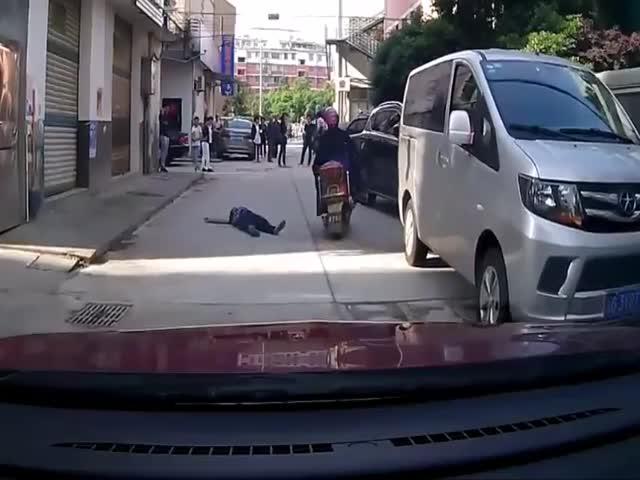 Неудачная автоподстава