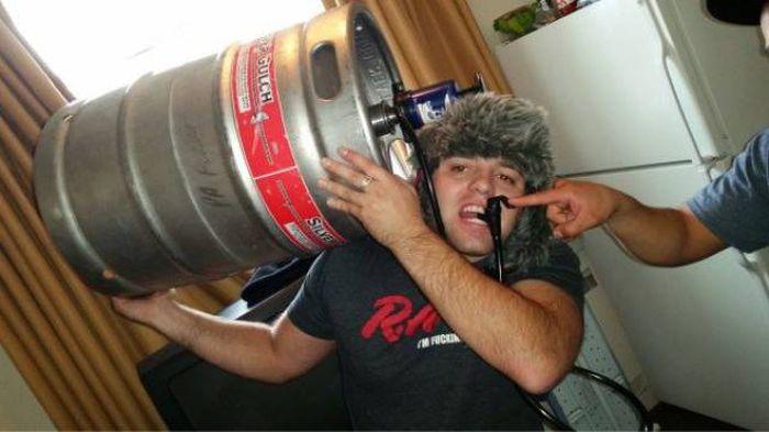 Пьяные приколы (34 фото)