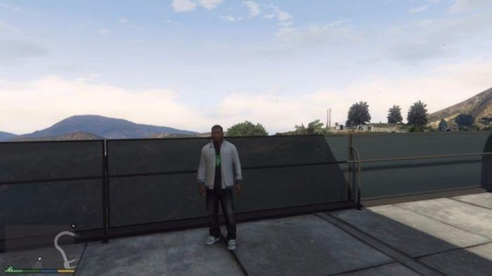 Лос-Сантос из GTA V против Лос-Анджелеса (40 фото)