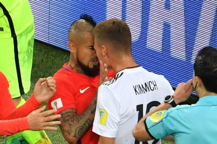 Германия победила Чили в Кубке конфедераций со счетом 1:0