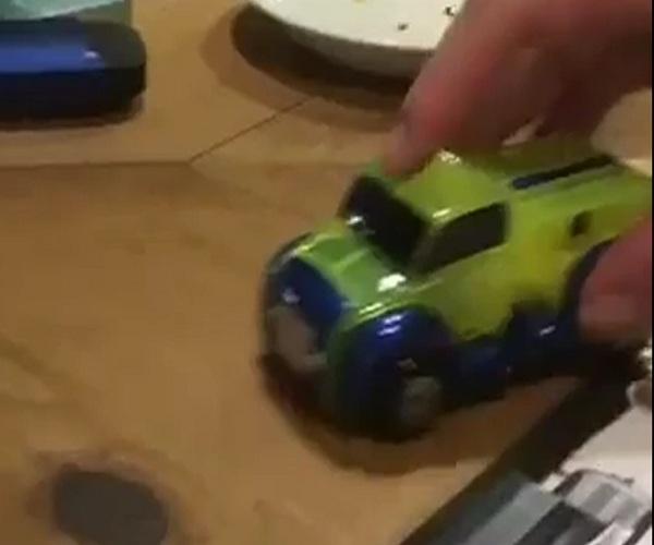 Забавная японская игрушка
