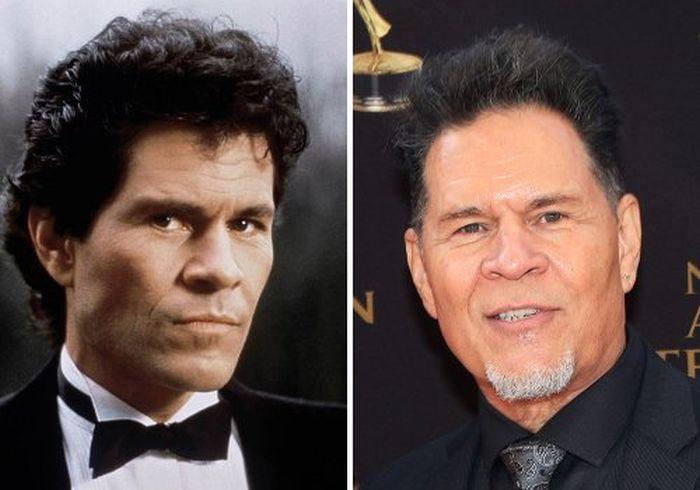 Актеры из популярных сериалов тогда и сейчас (14 фото)