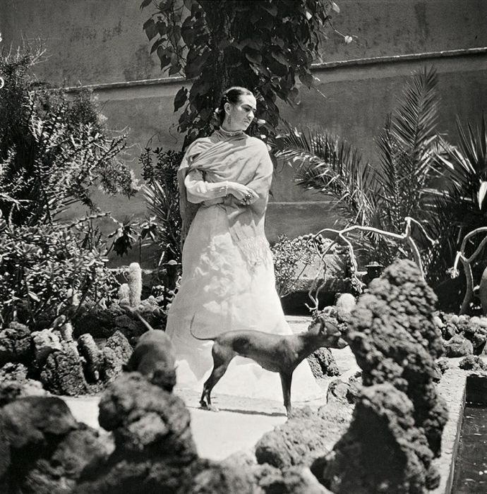 Последние месяцы мексиканской художницы Фриды Кало (16 фото)