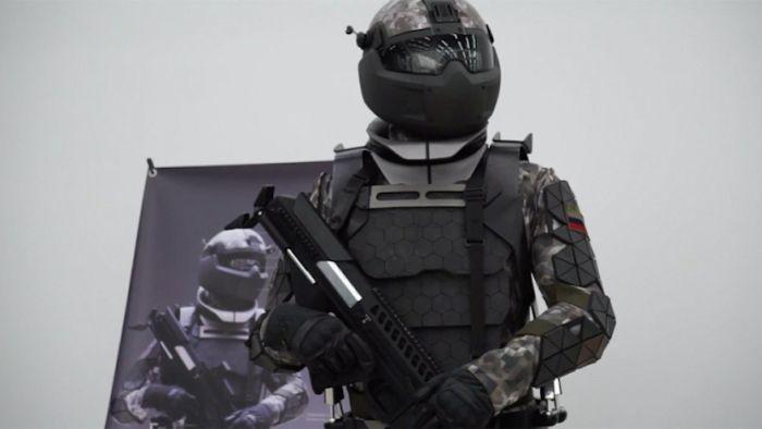 Новая российская экипировка напомнила имперских штурмовиков из «Звездных войн» (7 фото)