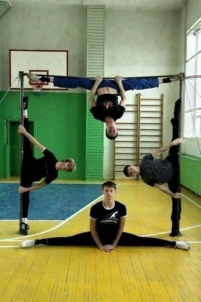 Люди демонстрируют свои способности (43 фото)