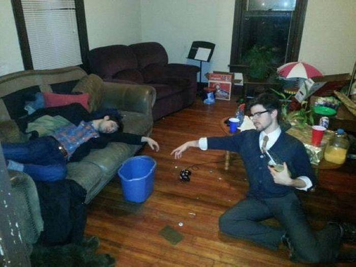 Мужчины веселятся (47 фото)