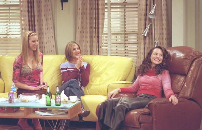 Симпатичные актрисы, сыгравшие эпизодические роли в сериале «Друзья» (15 фото)