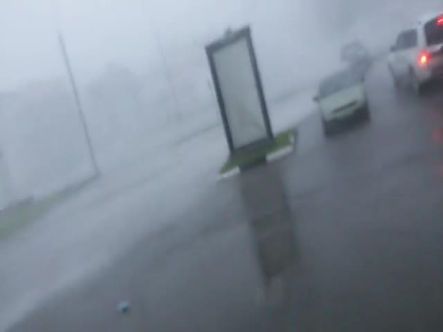 Ураган в Тольятти