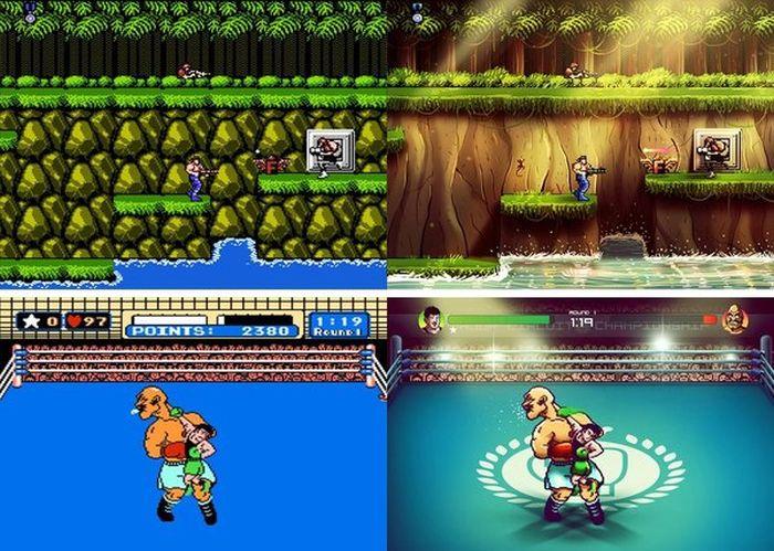 Старые, добрые игры (3 фото)