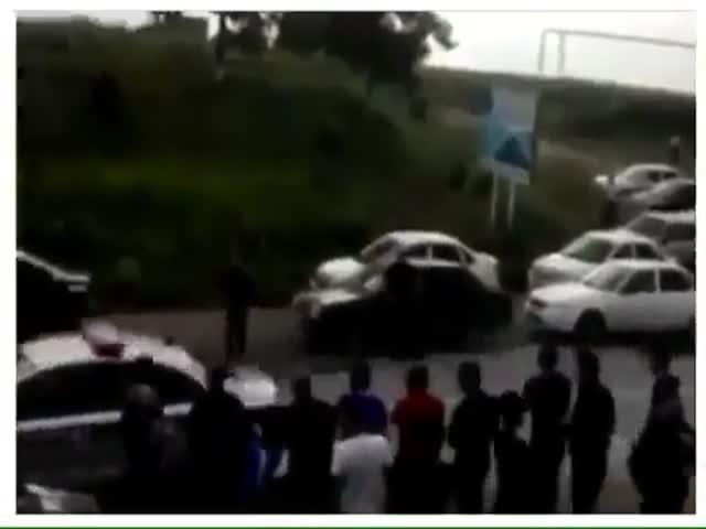 Противостояние в дагестанском селе Ленинаул