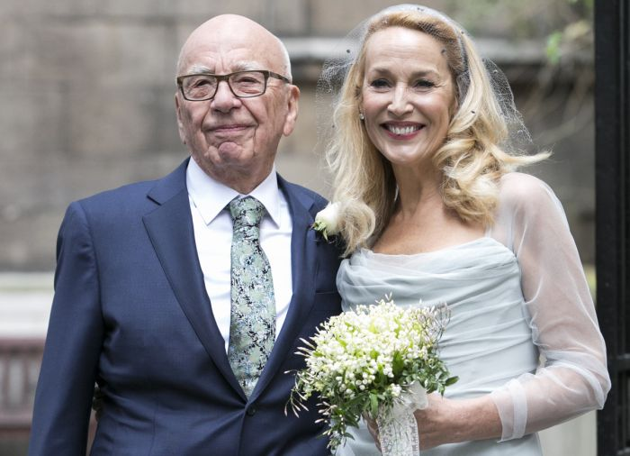 Жены самых богатых мужчин мира (14 фото)